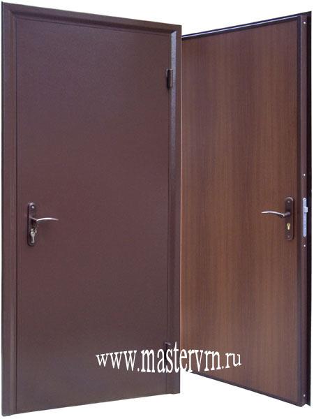 дешевые металлические двери 4 000