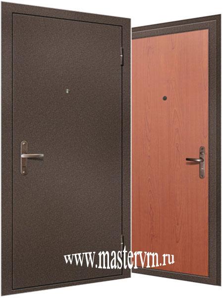 металлические двери стандартные москва