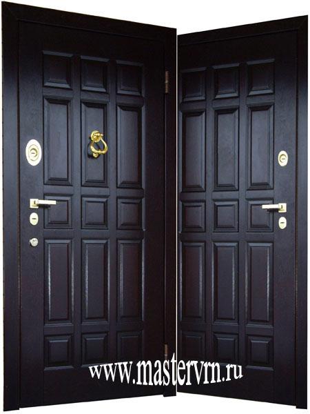 гарантия на элитные металлические двери