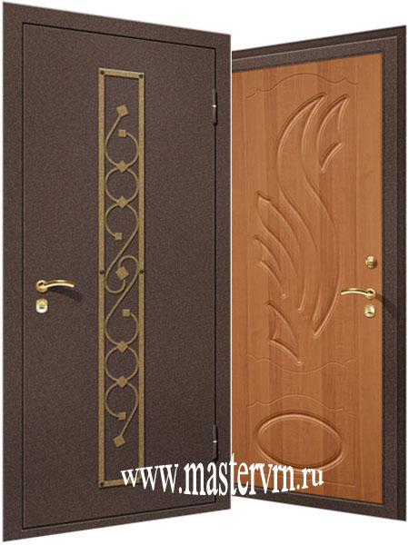 металлические двери на заказ католог