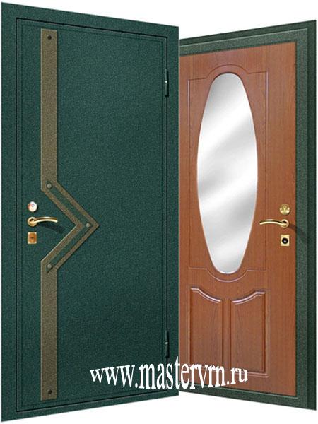 двери нестандарт входные метал на заказ