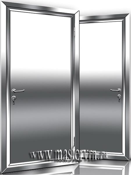 входные двери из стали цена