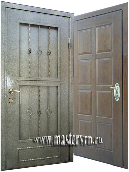 входные металлические двери воскресенск мо